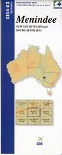 Menindee SI54-03  1:250,000 n s w topographic map brand new latest edition