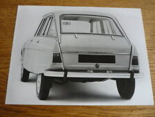"Citroen ami 8 berline press photo/""voiture brochure"""