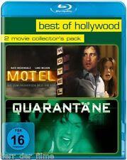 MOTEL (Kate Beckinsale) + QUARANTÄNE (2 Blu-ray Discs)