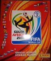 World Cup  / WM 2010 / South Africa / 1 Leeralbum / Panini / Neu