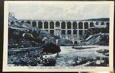 1930 - Tirso - La diga si S. Chiara di Ula