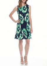 Madison Leigh Madison Leigh Floral Printed Ruffle Hem Dress NWT Size 12