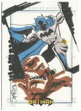 Batman Archives SketchaFEX Sketch Card drawn by Samicler