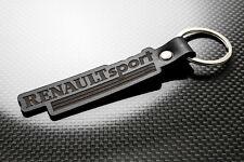 Renault Sport Porte-clés en cuir, Keychain schlüsselring Porte-clés Clio 182 Megane