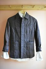 PAS DE CALAIS cotton quilted jacket military chore coat Liberty la garconne $600