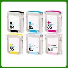 6 Ink Cartridge For HP 84 85 Designjet 130 130nr 130r 30 30n 90 90r