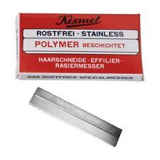 Kismet Ersatzklingen 6er Rasiermesser ,Haarschneidemesser und Effiliermesser