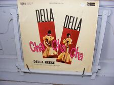 Della Reese Lp Della Della Cha Cha Cha UK original Mono
