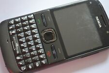 Nokia E5-00 - Black (Orange) Smartphone