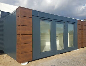NEW Portable cabin/Portable office/Retail/Residential container/Pavilion 6x2,5m