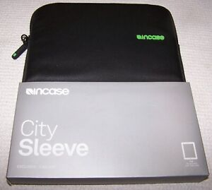 incase City Sleeve Case for iPad 4th Generation BLACK ~ NEW