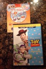 Toy Story (Blu-ray/DVD, 2010, 2-Disc Set) Authentic US Release --scratch Free
