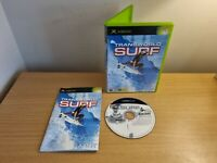 XBOX ORIGINAL - TRANSWORLD SURF - COMPLETE WITH MANUAL - FREE P&P