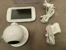 Motorola Mbp50 Video Baby Monitor With Parent Curved LCD (USED TILT NOT WORKING)