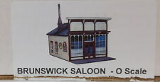 "On3 On30 O CRAFTSMAN RAGGS TO RICHES "" BRUNSWICK SALOON KIT"" UNSTARTED"