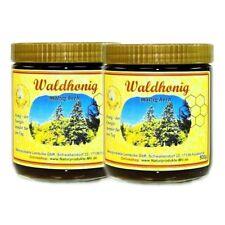 (10,95 EUR/kg) 2x 500g Waldhonig Wald Honig