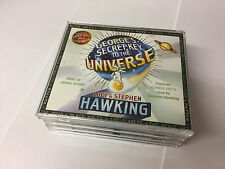 George's Secret Key to the Universe by Lucy Hawking, Stephen Hawking 5 CD AUDIO