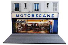 Diorama Motobécane - 1/18ème - #18-2-F-F-009