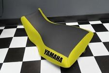 Yamaha Grizzly 660 Yellow Sides Logo Seat Cover #yz66kya66