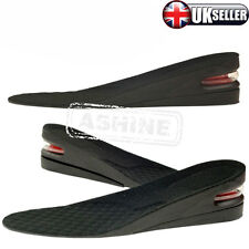 3/5 cm Shoe Insole Lift UK 6-10 Height Increase Heel Air Bubble Unisex men women