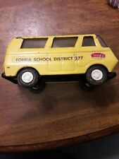 Vintage Tonka Pressed Steel School Bus 277 - 1970's #55360 Original Pre-owned