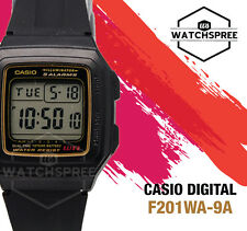 Casio Standard Digital Watch F201WA-9A
