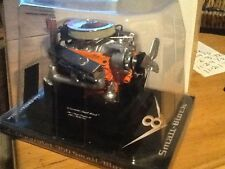 1/43 SCALE DIE CAST 1967 CHEVY CAMARO SS 350-ci TURBO FIRE SMALL BLOCK ENGINE