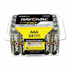 Ultra Pro Alkaline Aaa Batteries, 24/Pack