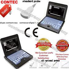 """CMS600P2 10 """"portable numérique Echographe Diagnostic System 3.5 Convex Probe,CE"""