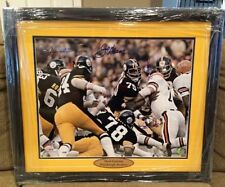 Pittsburgh Steelers NFL Original Autographed Photos