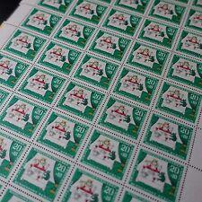 feuille sheet Bogen Deutschland berlin Nr.263 x50 1966 neuf luxe mnh