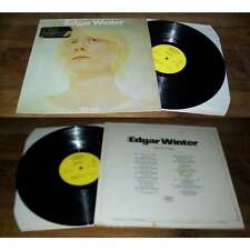 EDGAR WINTER - Entrance LP ORG Dutch Press Epic Heavy Blues 1970