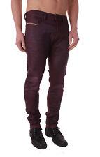 Diesel Tepphar 084BF_Stretch Herren Jeans Hose Slim Carrot