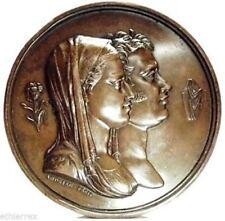 NAPOLI-DUE SICILIE (M.Carolina di Borbone) Medaglia 1820,RR.