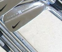 Nike Tiger Woods - Blade Irons 4-PW True Temper Dynamic Gold X100 Steel Shafts