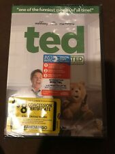 Ted (DVD, 2012, UNRATED)
