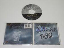 SAXON/A COLLECTION OF MÉTAL(EMI 7243 8 53590 2 6) CD ALBUM