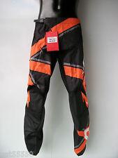 "Nuevo Scott Talle 34"" Motocross Enduro Pantalones Pantalones KTM SX SFX EXCF XCF XC Naranja"