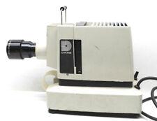 Vintage Dukane 35mm Film Strip Projector Model 28A35 Frame Presentation Portable