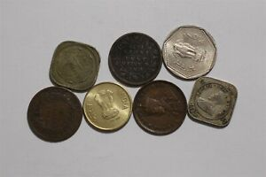 INDIA OLD COINS USEFUL LOT B35 YH18