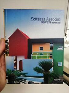 CARBONI Milco Sottsass Associati 1980-1999 Frammenti design architettura Ettore