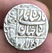 India Mughal Silver Rupee Shahjahan AD1628-1658-1037-1068