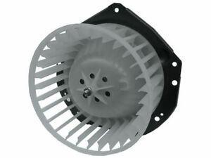For 1980 GMC G2500 HVAC Blower Motor and Wheel Rear AC Delco 29124GT