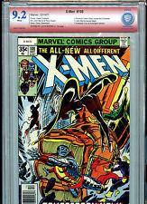 X-Men #108 1977 Marvel Comics CBCS VSP 9.2 NM- Signed John Byrne 1st Byrne Art