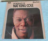 PORTRAIT OF NAT KING COLE LP~VINYL EX. ~ SRS 5039