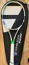 Babolat Pure Strike Limited Wimbledon Racquet Project One7 16x19 4 1/2 L4