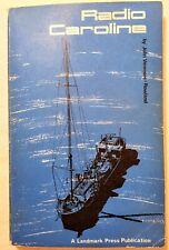 More details for radio caroline by john venmore-rowland - landmark press 1st ed.1967