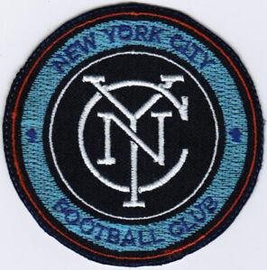 MLS New York City Football Club FC USA Major League Soccer Patch