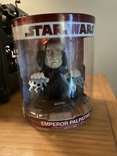 Star Wars Emperor Palpatine Ultra-Styled Bobble-Head 2010