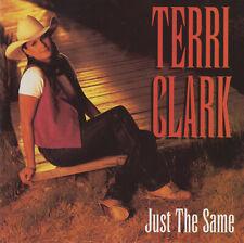 Terri Clark - Just The Same (CD, 1996 Mercury) Fully Tested